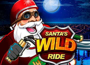 Santa's Wild Ride Pokie