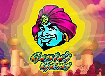GENIES AND GEMS SLOT – FREE ONLINE SLOT GAMES AT MR BET
