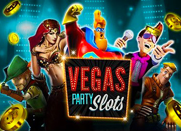VEGAS PARTY SLOT – FREE ONLINE SLOT GAMES AT MR BET
