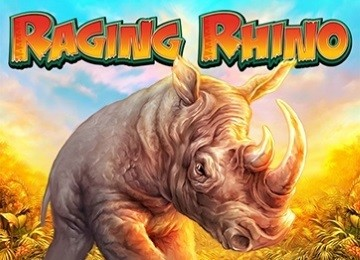 Raging Rhino Pokie