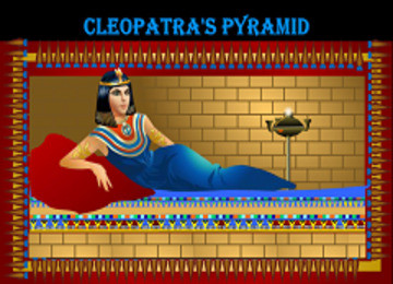 CLEOPATRA PYRAMIDS  SLOT – FREE ONLINE SLOT GAMES AT MR BET