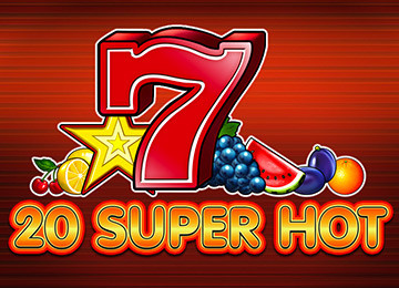 20 SUPER HOT SLOT – FREE ONLINE SLOT GAMES AT MR BET